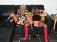 Couple lesbienne Toulouse cherche un mec