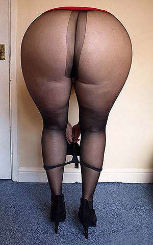 Collants et bas nylon